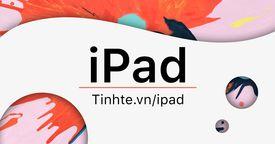 Cộng đồng Tinhte - iPad