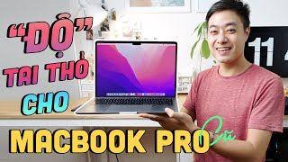 """""""Độ"""" Tai thỏ giống Macbook Pro 2021, Macbook tai thỏ dùng có bất tiện không?"""