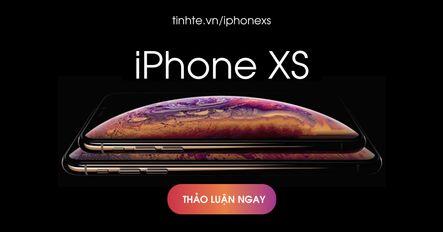 iPhone XS / XR